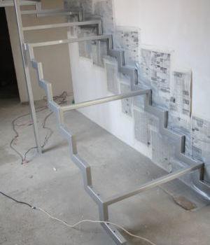 Металлокаркас для лестницы Татарстан Вороновка