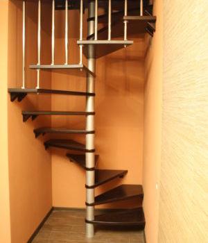 Винтовая лестница Казань Большие Клыки