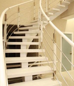 Современная лестница Татарстан Альметьевск