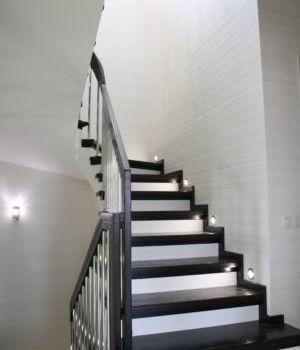 Классическая лестница Татарстан поселок Усады