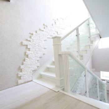 Классическая лестница Казань Большие клыки
