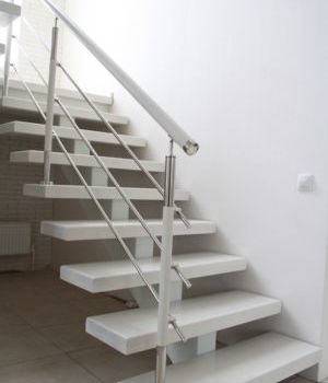 Современная лестница Татарстан Золотые ключи