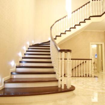 Бетонная лестница Казань Матур