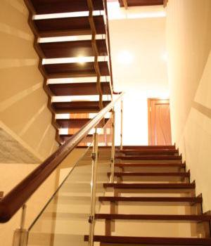 Современная лестница Зеленодольск Татарстан