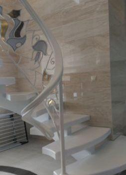 Современная лестница Татарстан Канаш